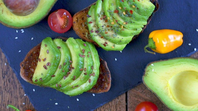 Low-Fat Avocados Aren't New, But They Are Kind Of Pointless