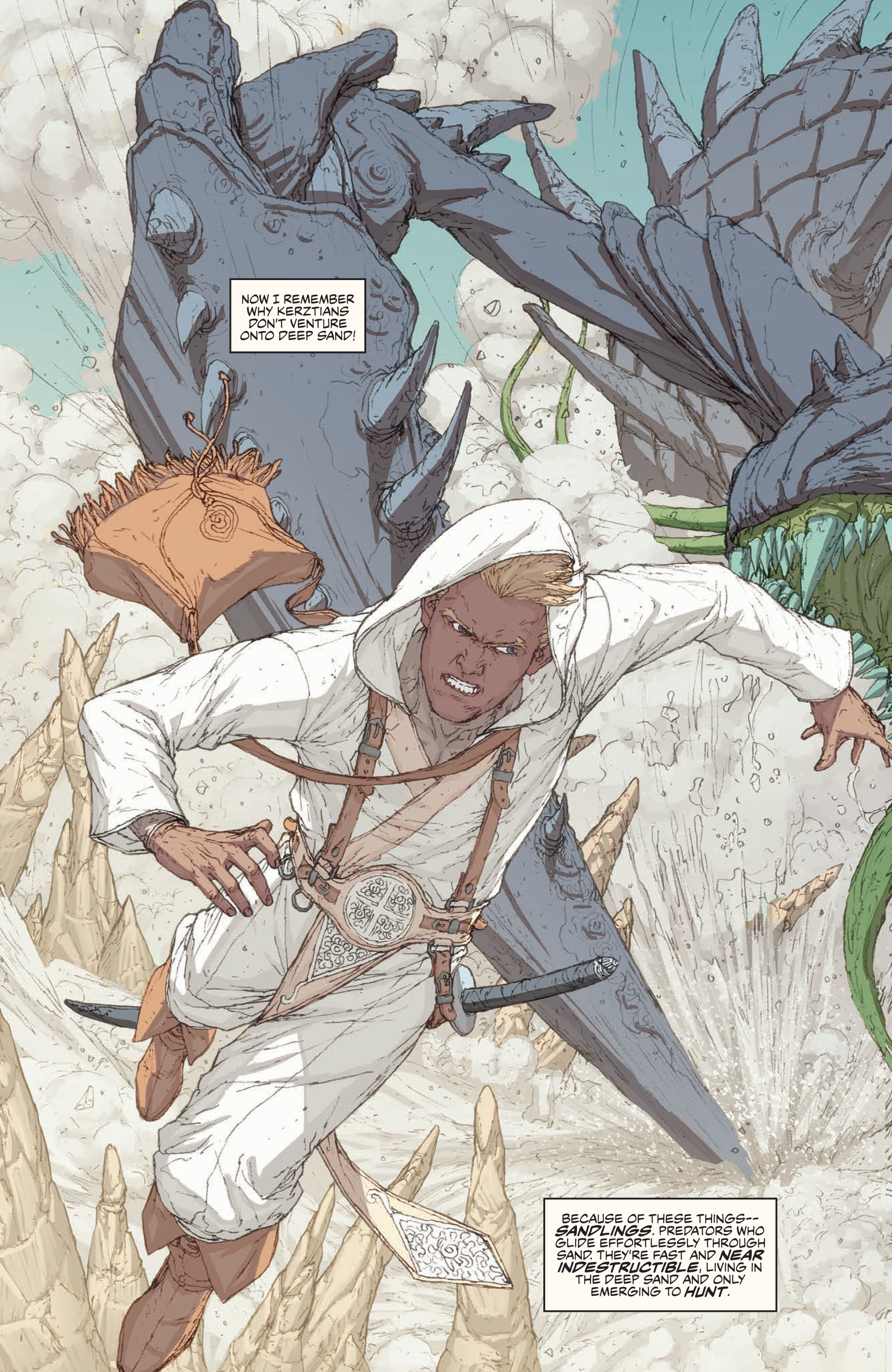 One of Brandon Sanderson's Unreleased Fantasy Novels Is Becoming a Graphic Novel