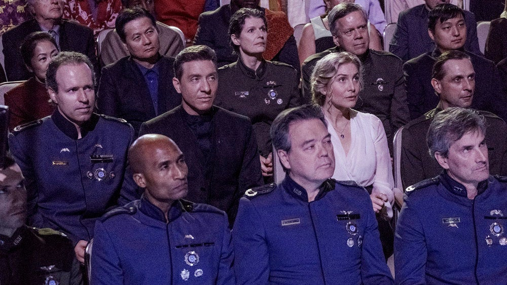 Forget Aliens: OnThe Expanse, Humans Are Now The Scariest Thing In The Universe