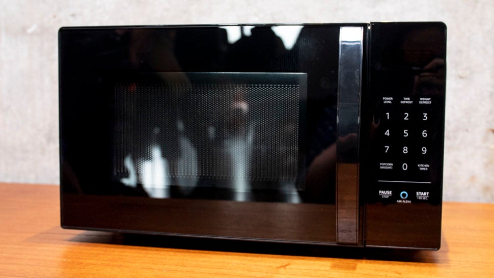 Amazon's Alexa Microwave Is As Dumb As It Is Brilliant
