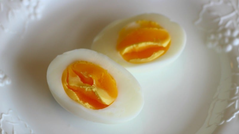 How to make hard boiled eggs that peel easily lifehacker australia if you like your hard boiled eggs like i do firm but still slightly fudgy and not at all dry seven minutes is the perfect cooking time but feel free ccuart Image collections