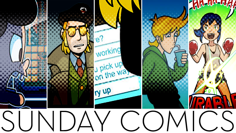 Sunday Comics: The Boss's Bandanna