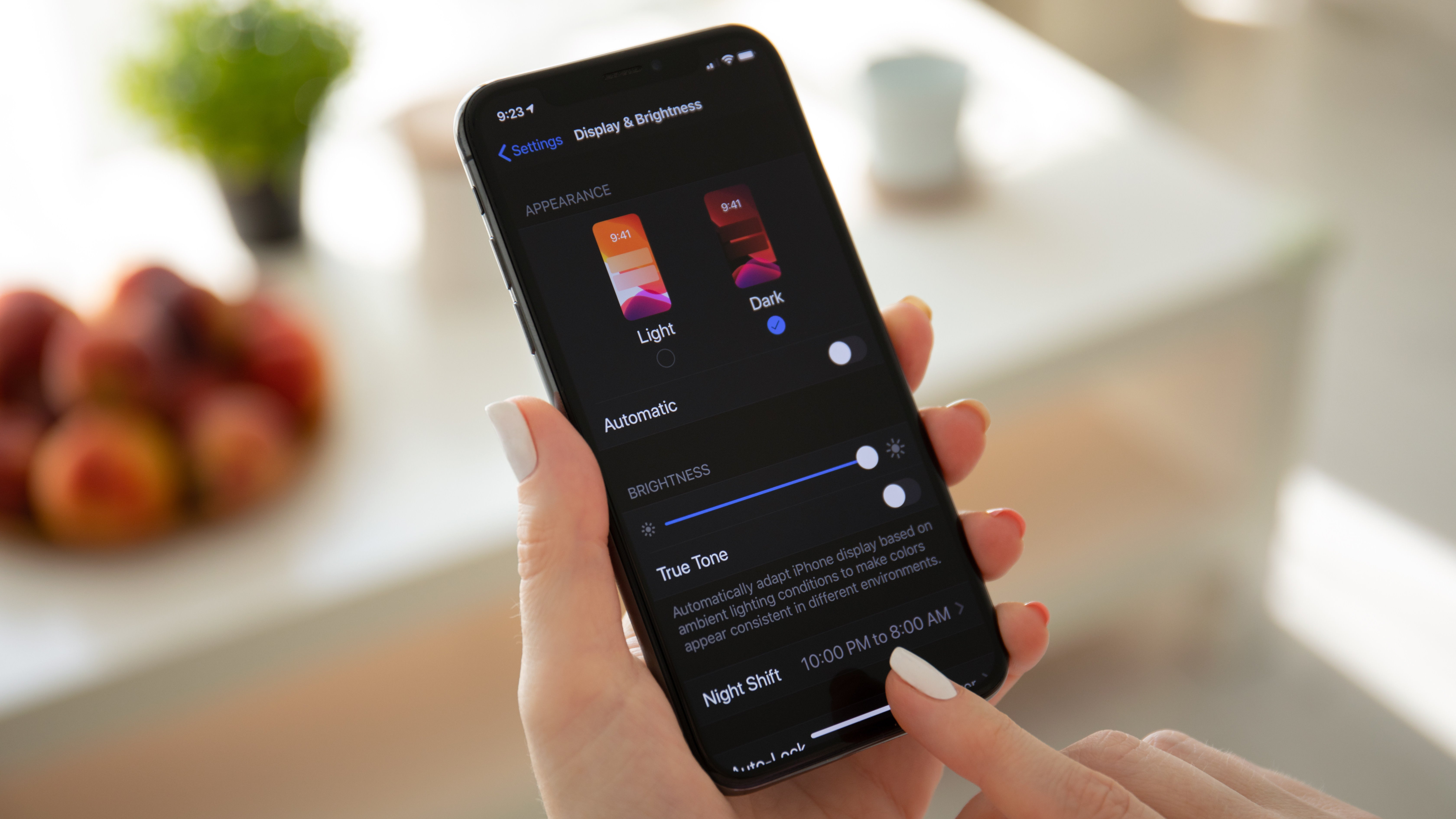 How To Force All Apps To Use Dark Mode In iOS 13