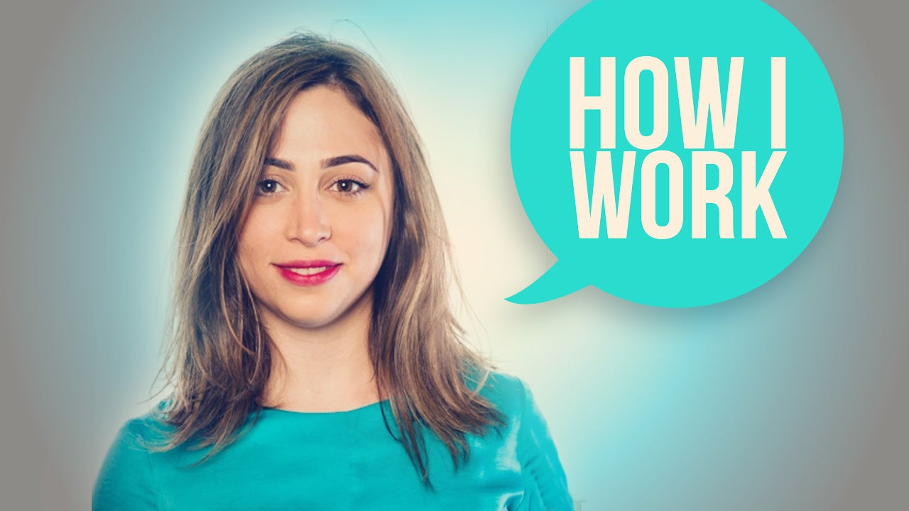 I'm Ayah Bdeir, CEO of littleBits, and This is How I Work