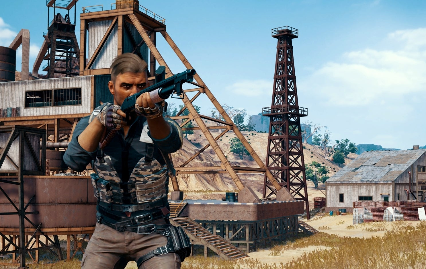 Xbox One Version of PlayerUnknown's Battlegrounds New Update Introduces Squads
