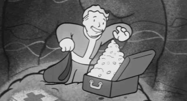 Fallout 4 Patch Gets Rid of the Infinite Caps Glitch