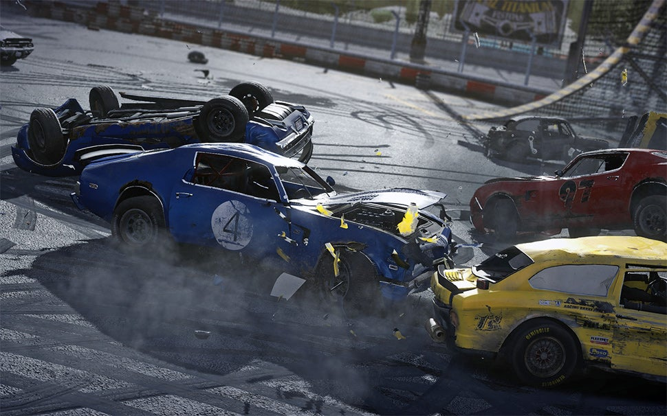 That Awesome Car Crashing Game Finally Gets A Real Name Kotaku