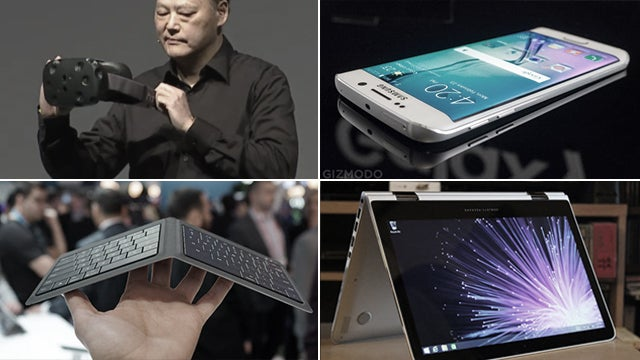 The Best of Mobile World Congress 2015