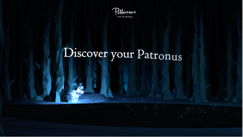 Now Pottermore Lets You Find Out Your Patronus (J.K. Rowling Got a Heron)