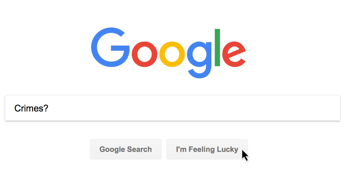 Everyman Prepares For Heist By Googling 'How To Rob A Bank'