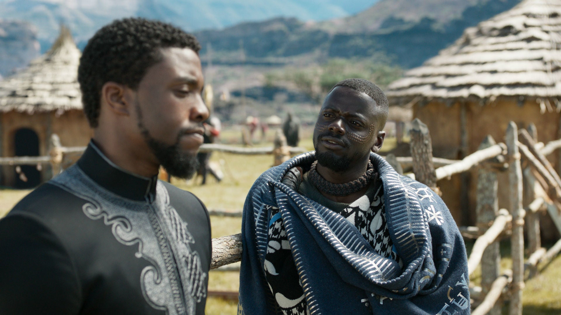 How The Teams Behind Black Panther And Infinity War Worked Together To Create A Unified Wakanda