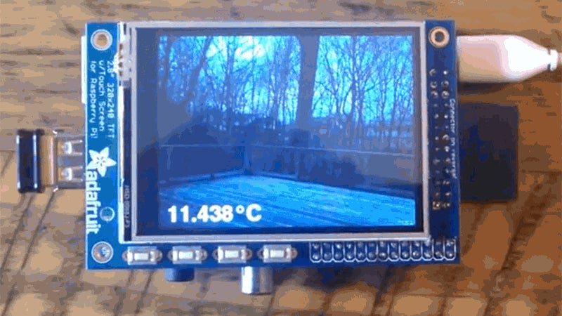 Make a Raspberry Pi-Powered Remote Camera that Monitors Weather, Temperature, and More