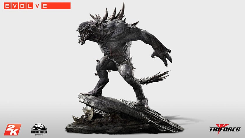 Evolve Looks Good, But Is It $US750 Statue Good?