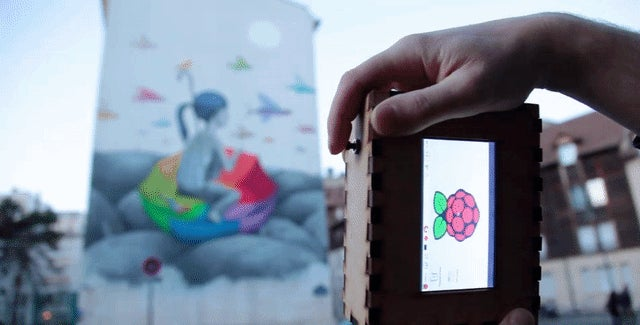 DIY Camera Spits Out Someone Else's Photos Instead of Yours