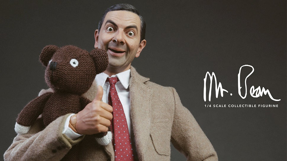 Somehow This Figure Looks More Like Mr. Bean Than Rowan Atkinson Does