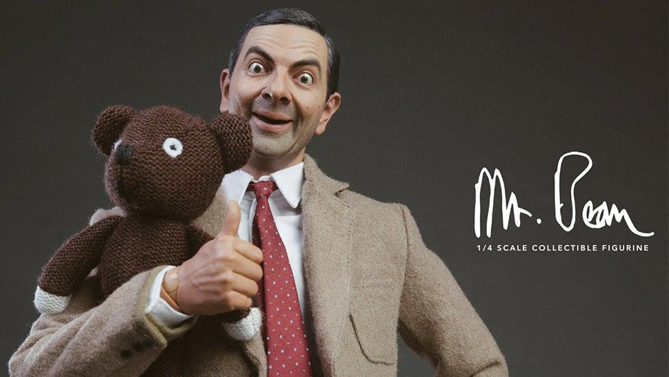 ... Looks More Like Mr...