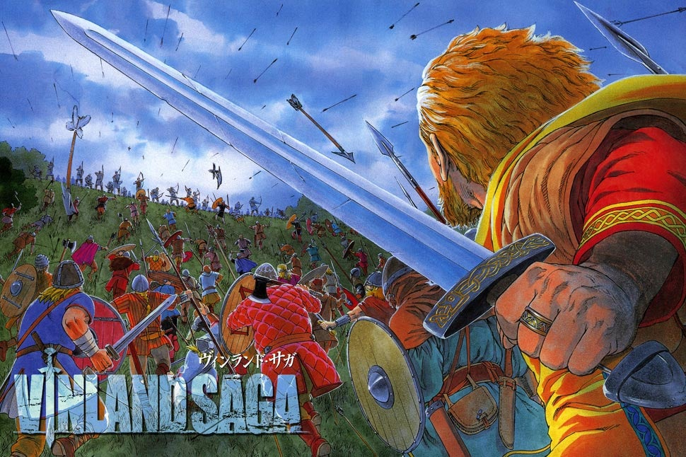 This Manga Is As Hardcore As The Vikings