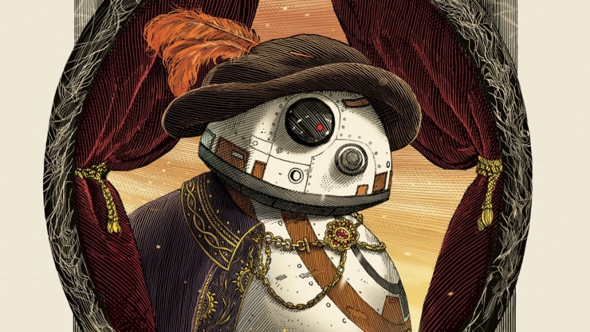 The Force Awakens Goes ElizaBB-8than With Latest Star Wars Shakespeare Cover