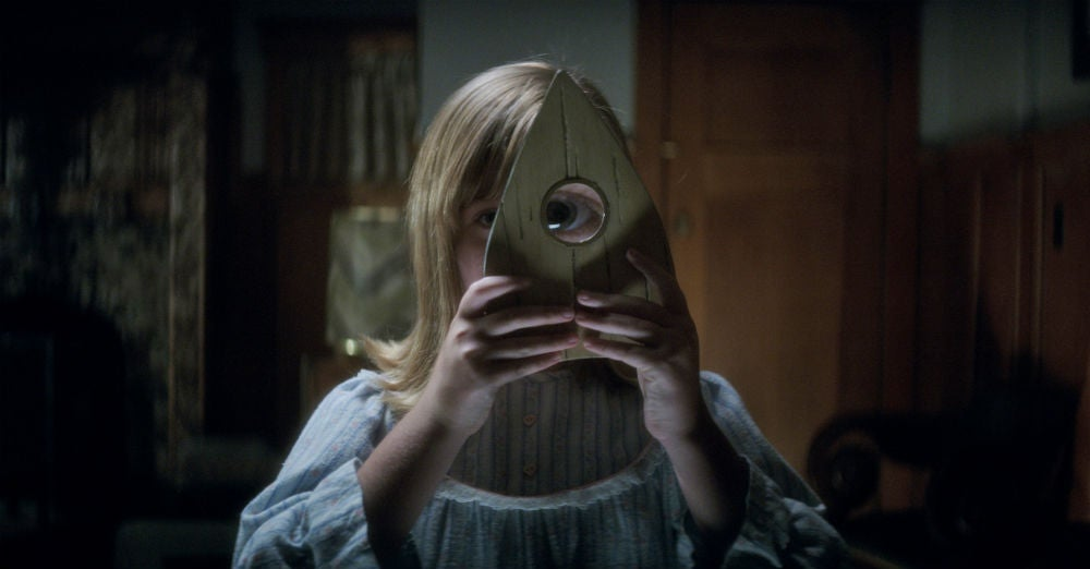 How Does The Sequel To That Horrible Ouija Board Movie Look So Damn Scary?