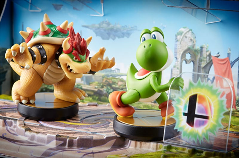 Nintendo's New Amiibo Stands Are Terrific