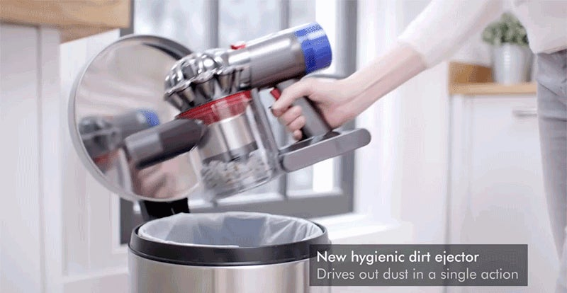 Dyson Just Fixed Everything Wrong With its Cordless Vacuum