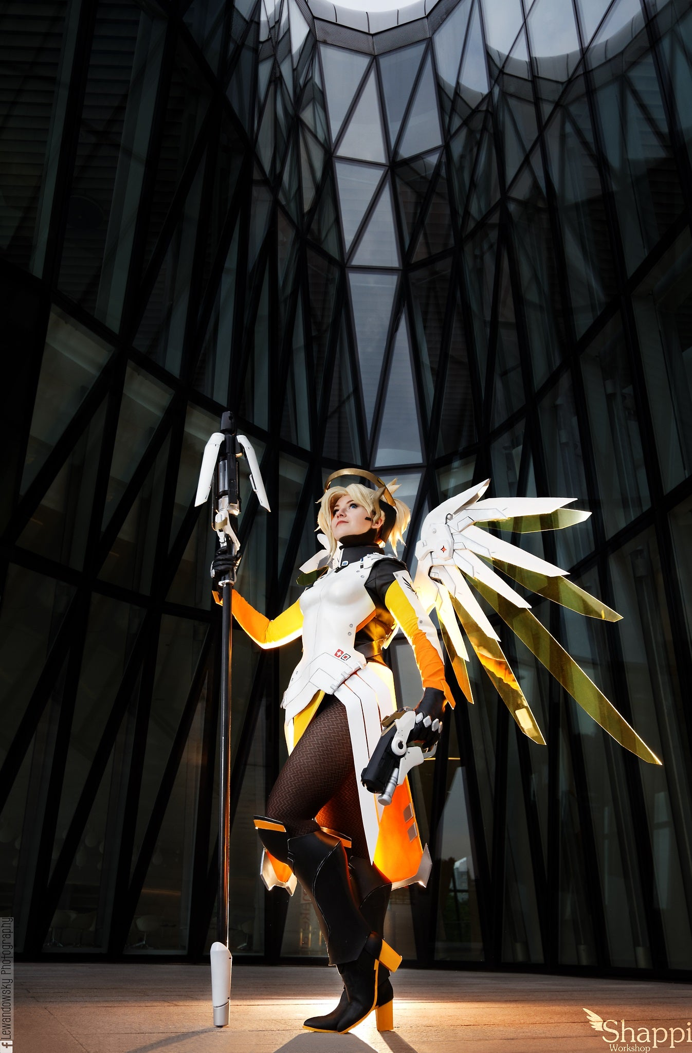 Overwatch Cosplay Never Dies