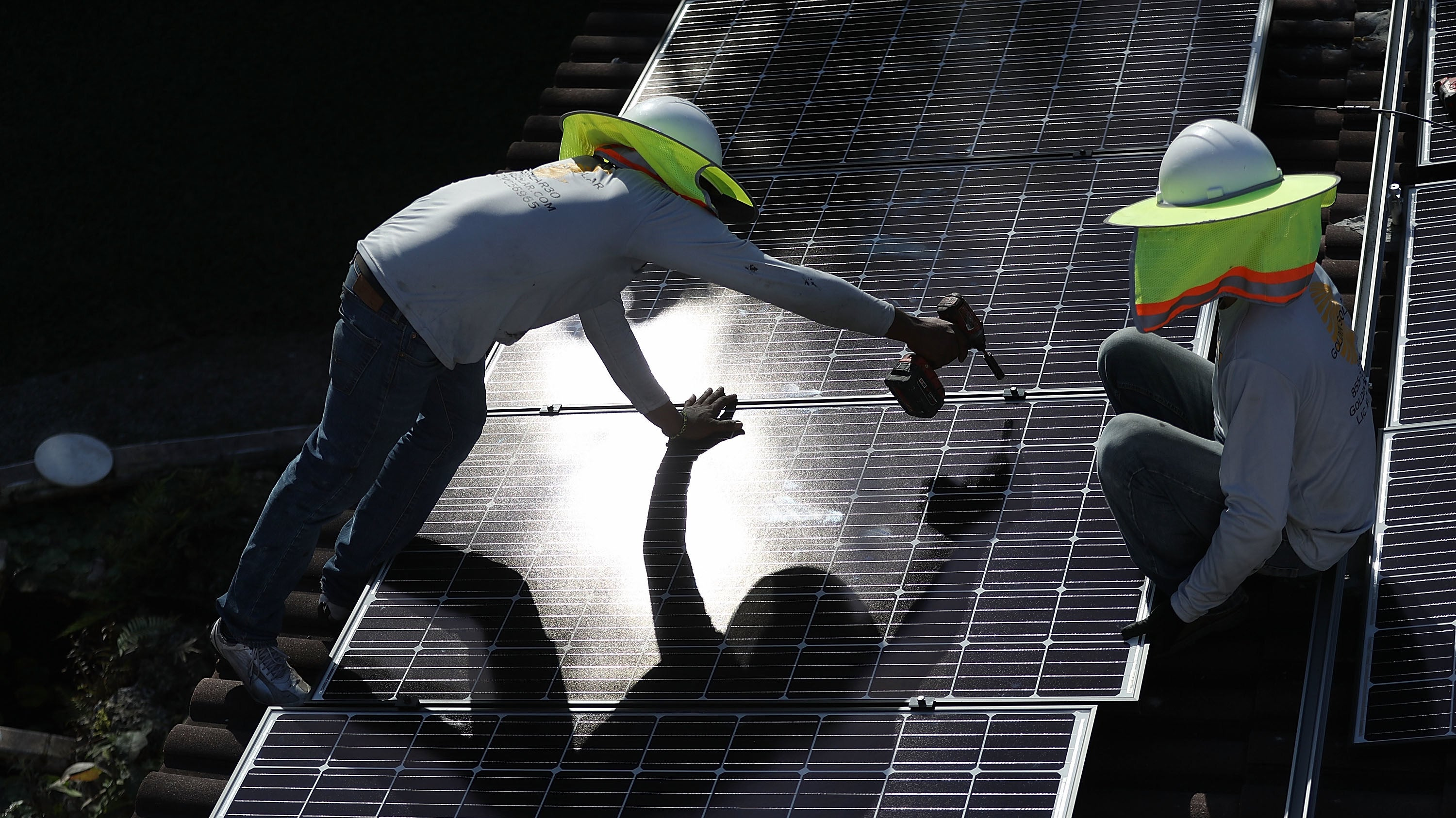 The US Lost More Than 100,000 Clean Energy Jobs In March Alone
