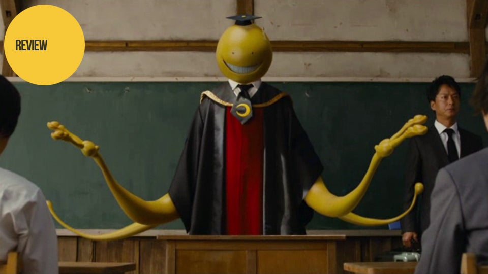 When Your Teacher is a Tentacle Monster, You've Got to Kill Him