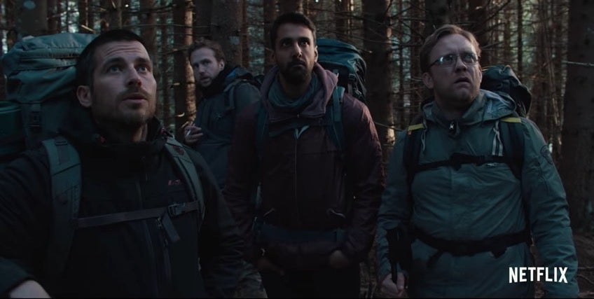The Ritual Brings A Sinister Old-Gods Twist To Wilderness Horror