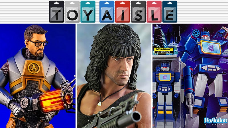 An Astounding Achievement In Action Figure '80s Hair And More Of The Most Stylish Toys Of The Week
