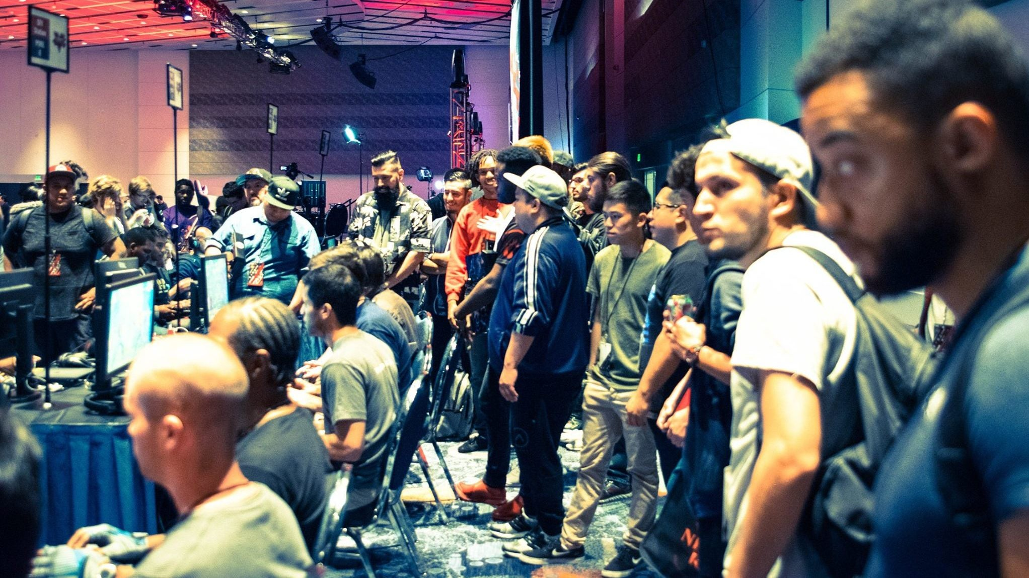 Fighting Game Tournament Offers Complicated Solution To Event Safety Concerns