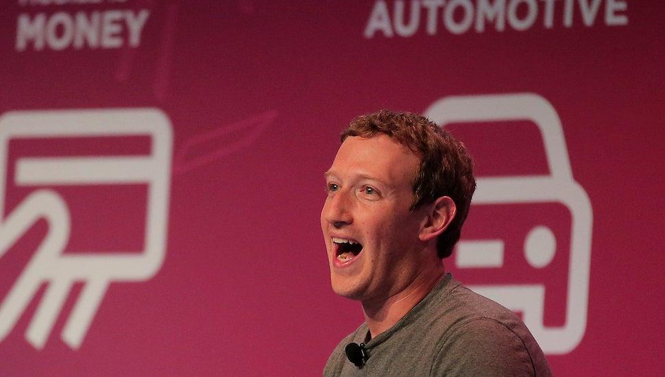 Mark Zuckerberg Made $4.5 Billion Yesterday, What Did You Do?
