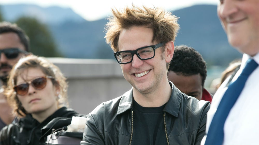 How Guardians Of The Galaxy Helped Shape James Gunn's Belko Experiment