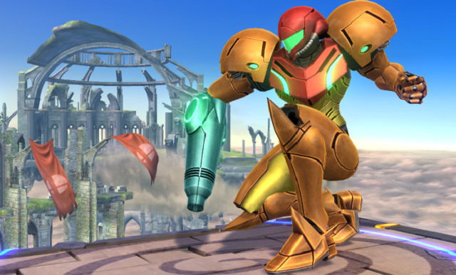 Smash Bros. Tells Us 'Y Cant Metroid Crawl'