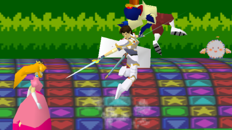 Excellent Mod Gives Super Smash Bros. Melee A Nintendo 64 Makeover