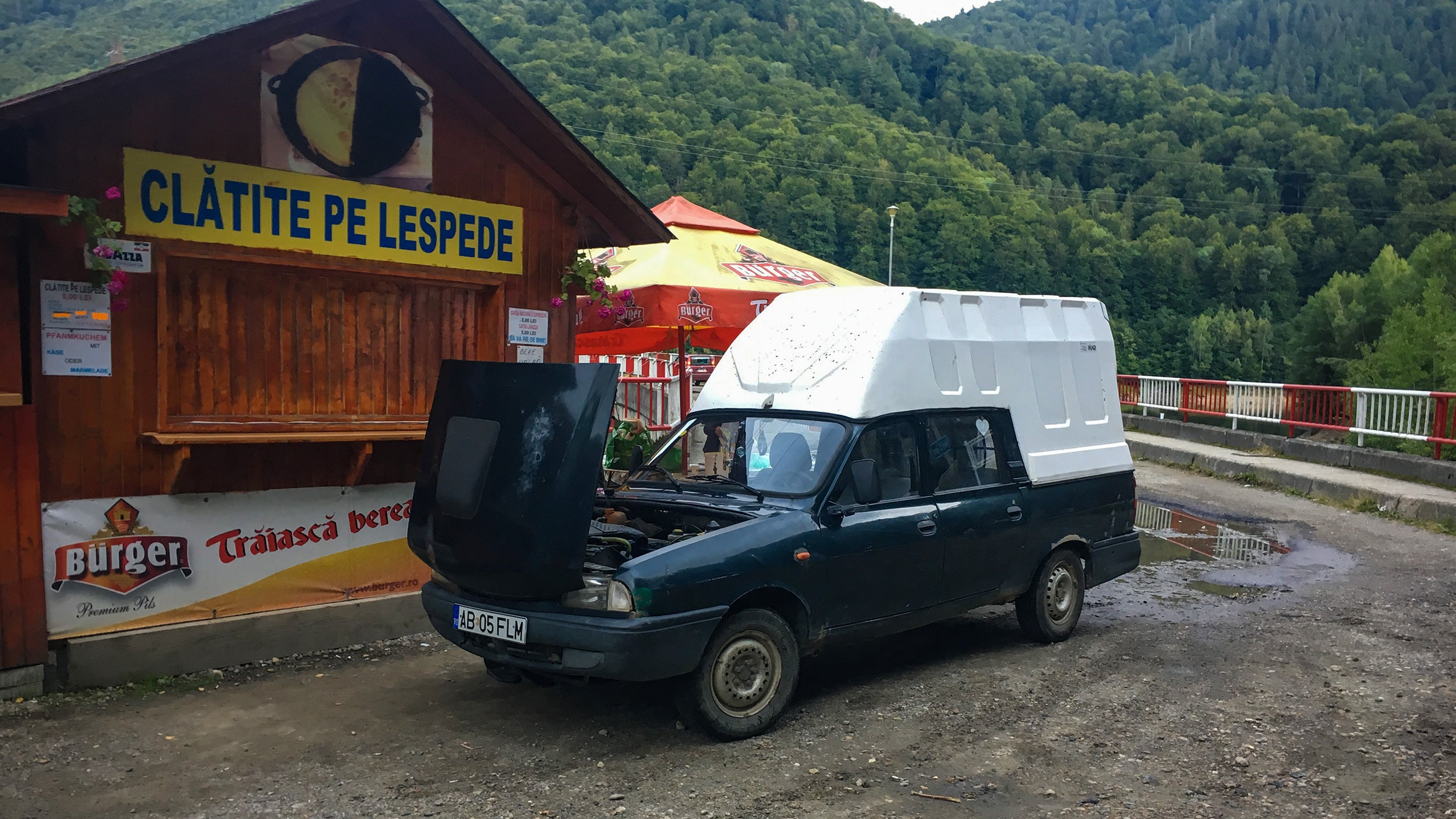 Here Are Only Some Of The Good Cars We Saw In Romania (Yeah, They're Mostly Dacias)