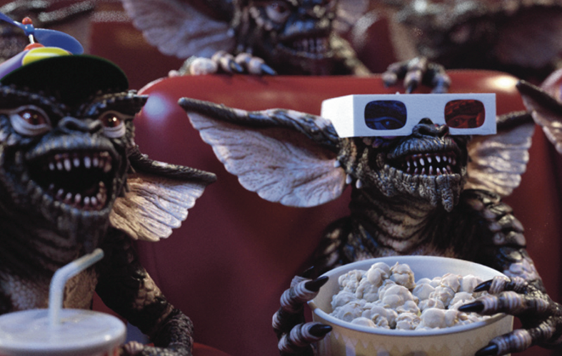 Definitely Expose The Gremlins Vinyl Soundtrack To Sunlight And Water