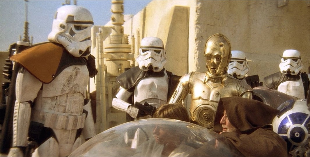 Watch the Original Star Wars Trilogy As It Was Before George Lucas Screwed It Up
