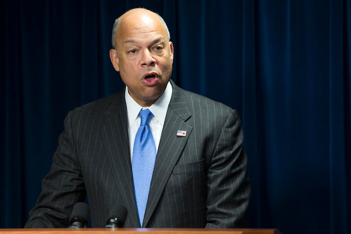 Homeland Security Secretary Begs Silicon Valley to Stop the Encryption