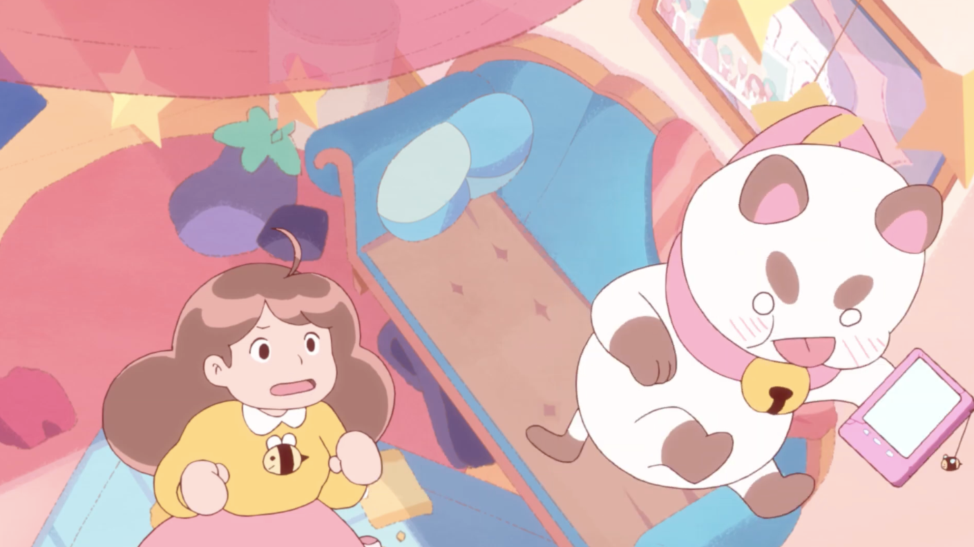 Bee And PuppyCat Are Back In The First Look At Lazy In Space