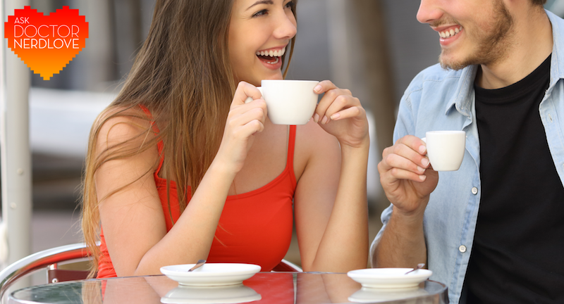 Ask Dr. NerdLove: Should I Date My Best Friend?