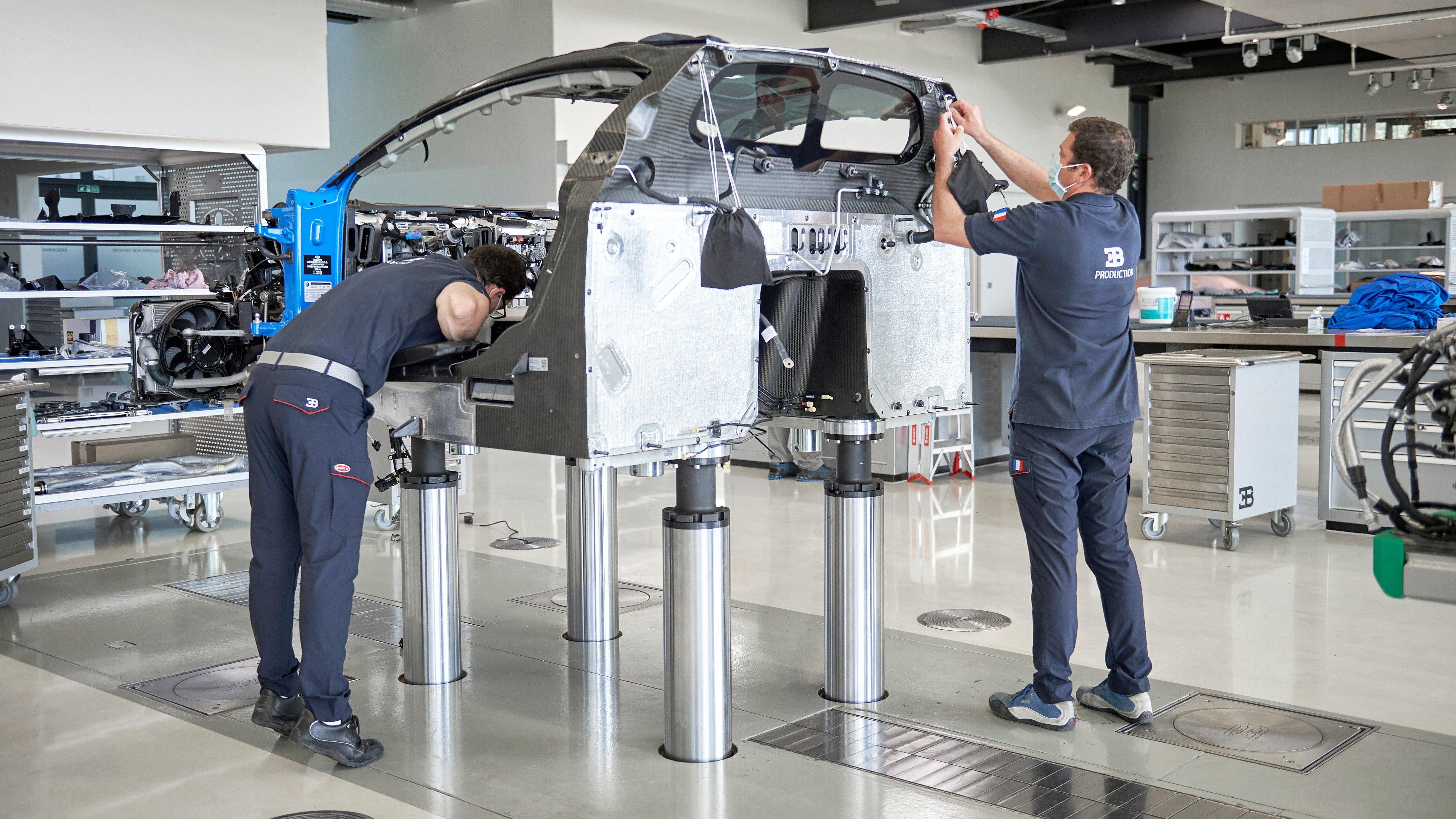 Thank Heavens Bugatti Is Making Cars Again