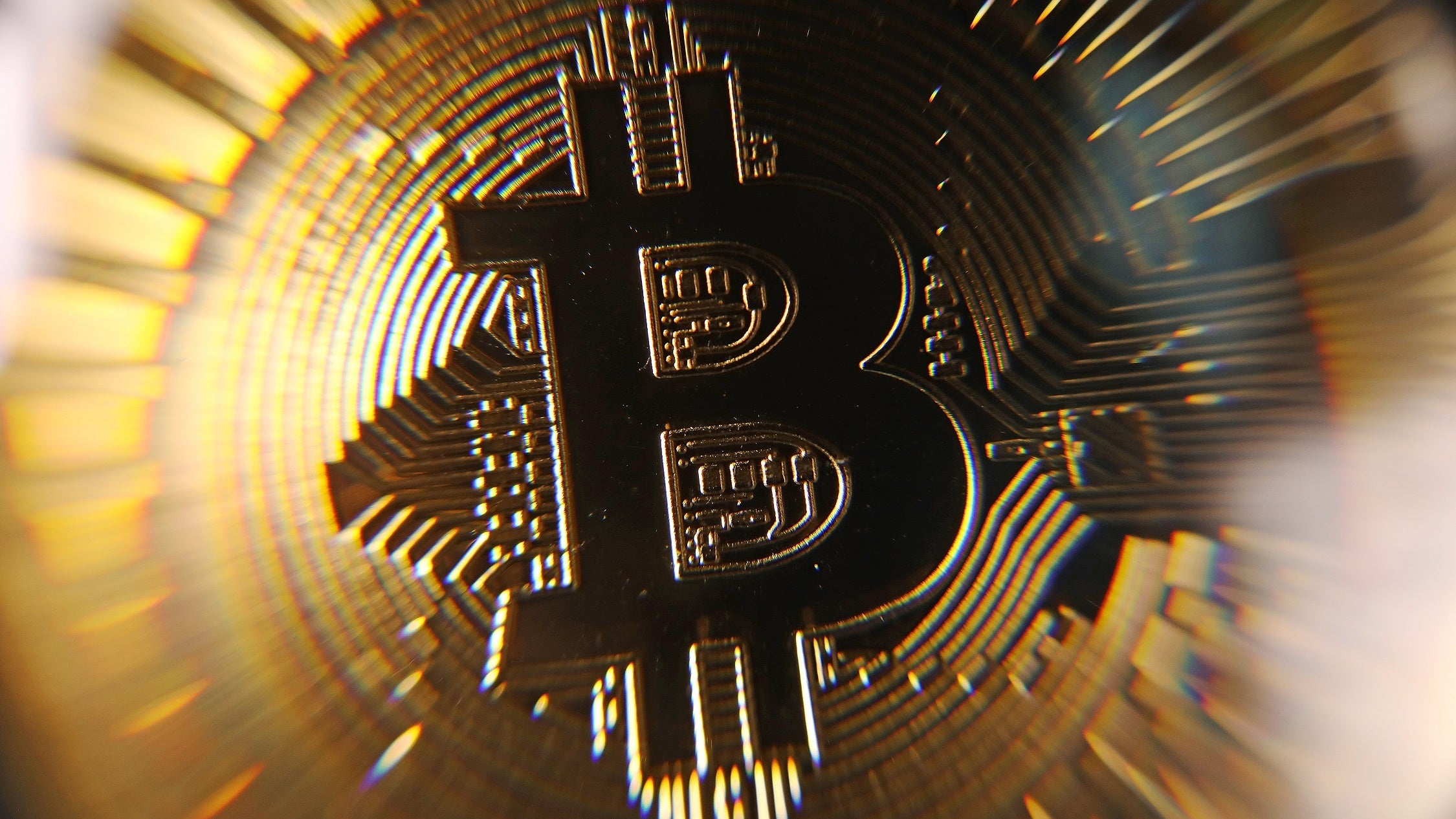 Bitcoin Blows Past $12,000
