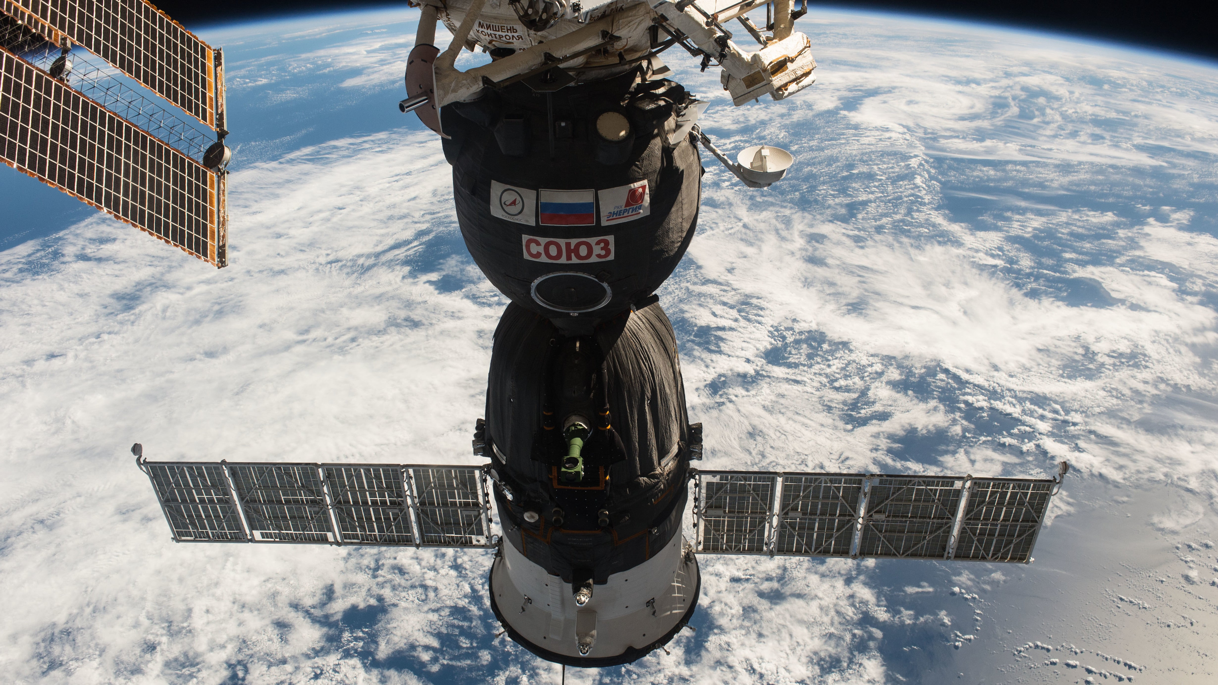 What The Hell Is Going On With The ISS Drill Hole Story?