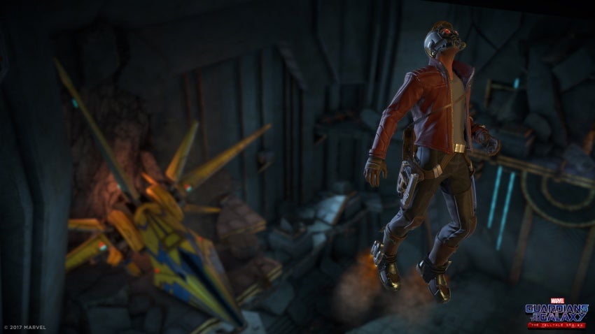 Thankfully, Telltale Games' Guardians Of The Galaxy Doesn't Try To Be OMG EPIC