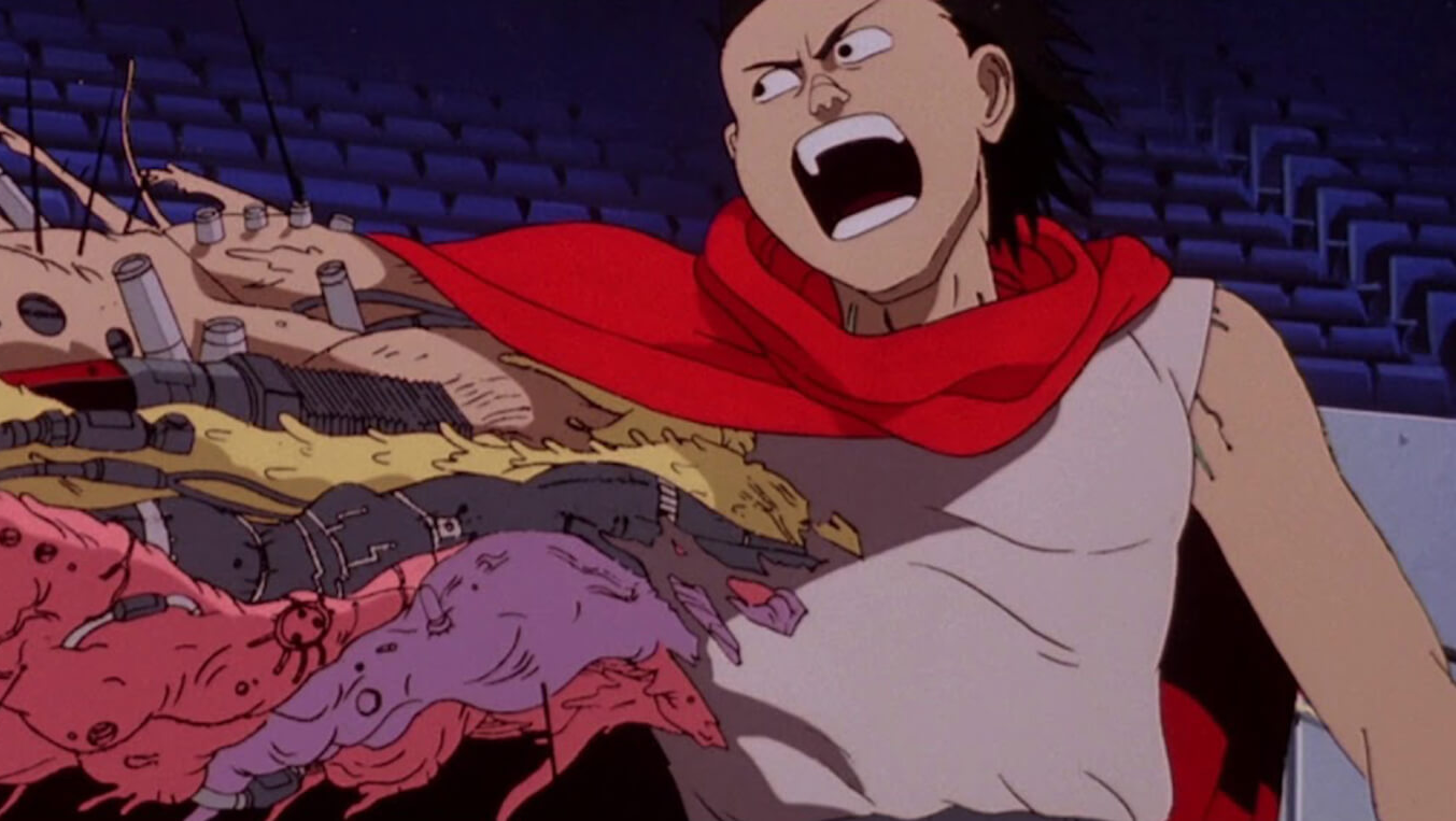 This Long-Lost Akira Game Prototype Is Full Of Cyberpunk Style