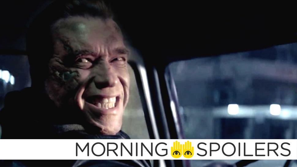 Updates On The Next TerminatorMovie And Black Mirror's Return