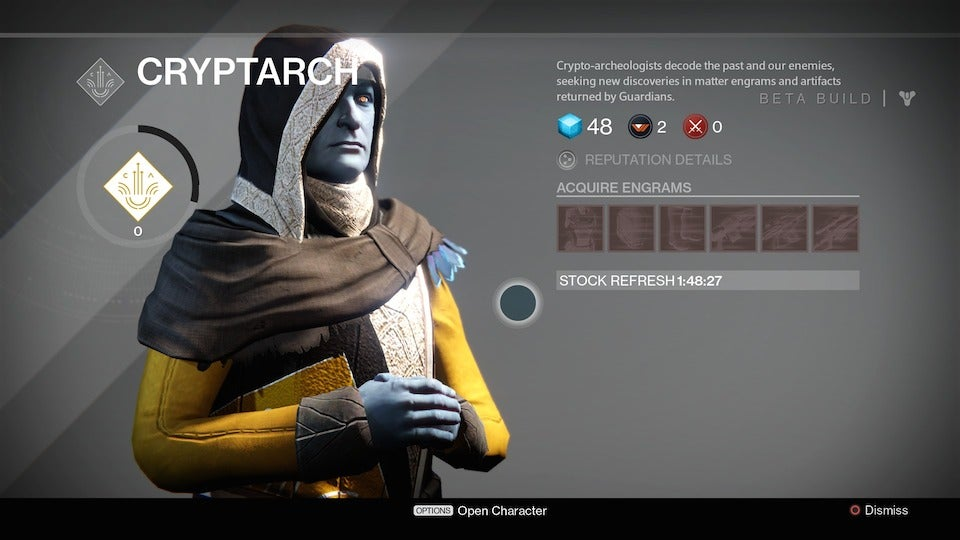 These People Tried To Figure Out How Destiny's Loot System Works