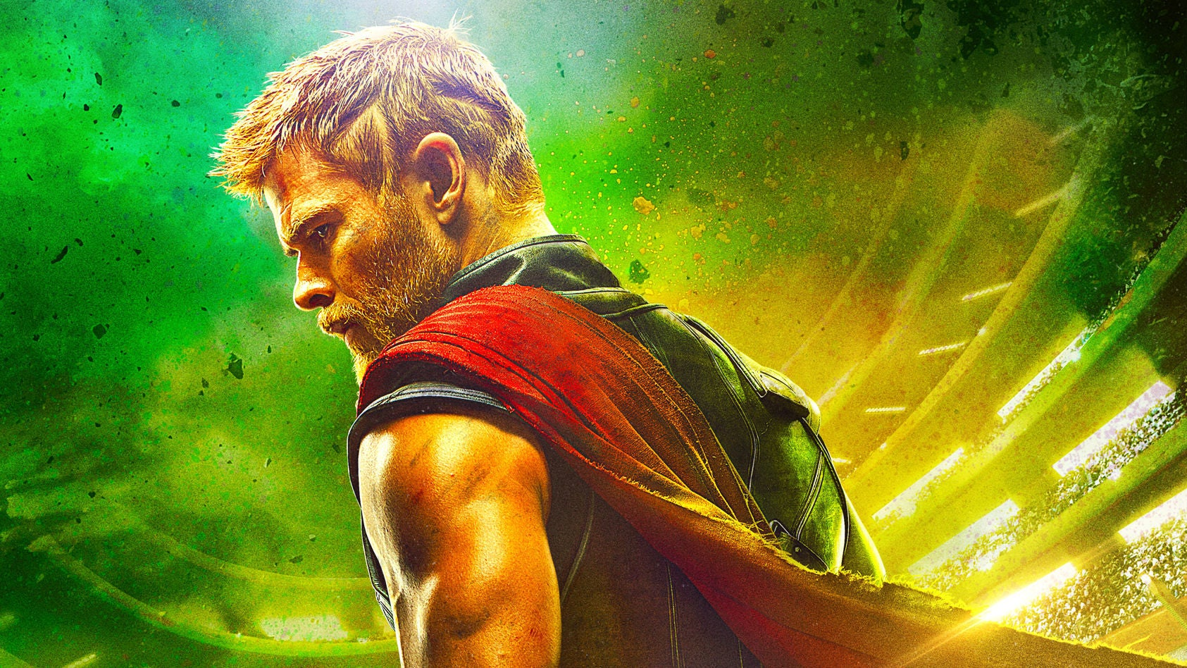 The Weird Things We Learned From The Thor: Ragnarok Blu-ray