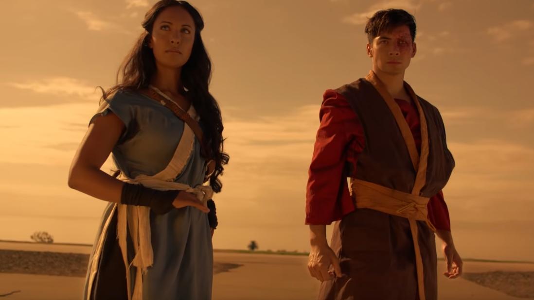 This Fan Film Reimagines Avatar: The Last Airbender's Final Agni Kai